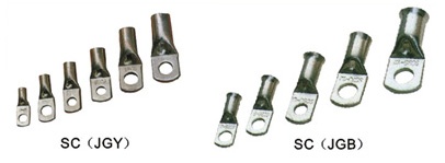 Cable Lug SC(JGY),SC(JGB)  - Coldpress Terminals